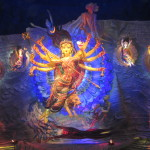 Stage set for Durga Puja celebrations in Kolkata, beyond