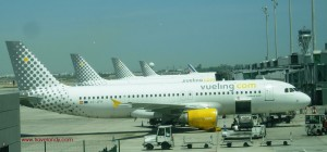 Vueling is another brand of the International Airlines Group that will launch LEVEL
