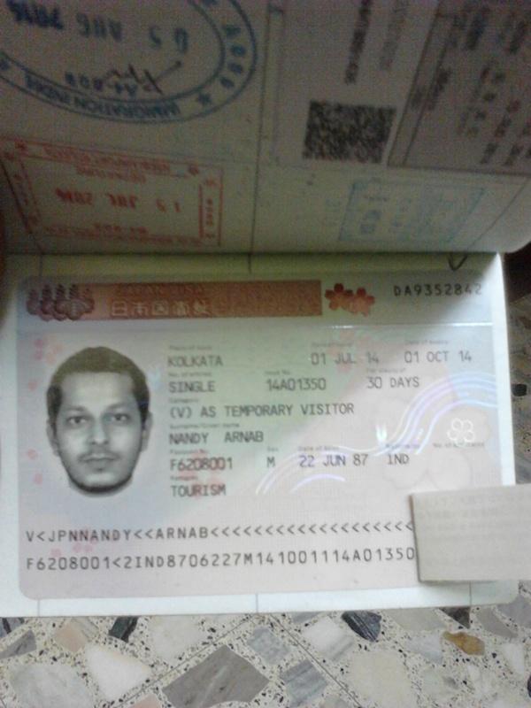 Japan Visiting Visa To Get How 68