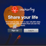 Why you should be on Couchsurfing