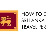 How to get a Sri Lanka travel permit