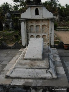 Mir Jafar's grave