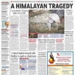 Quake hits Nepal tourism