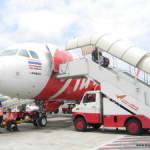 Air Asia's new Johor Bahru-Bangkok flight
