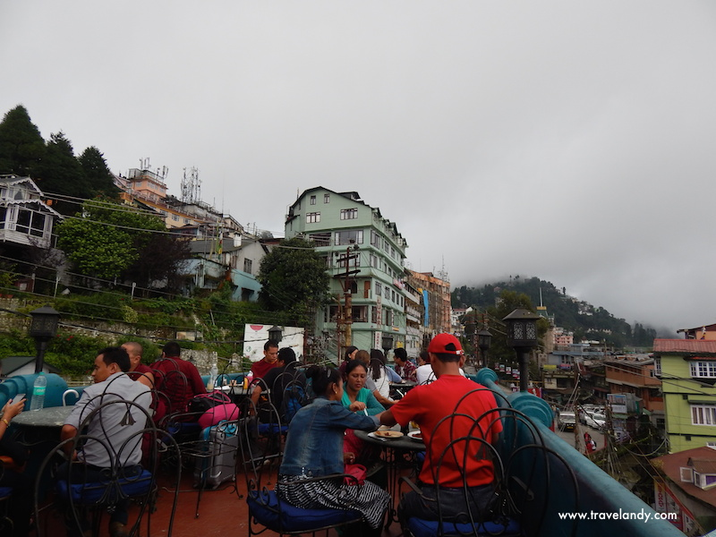 Keventer's is a iconic eatery in Darjeeling