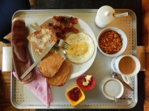 Darjeeling breakfast Revolver