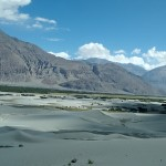 Ladakh is primarily about colours