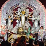 Durga Puja comes to an end