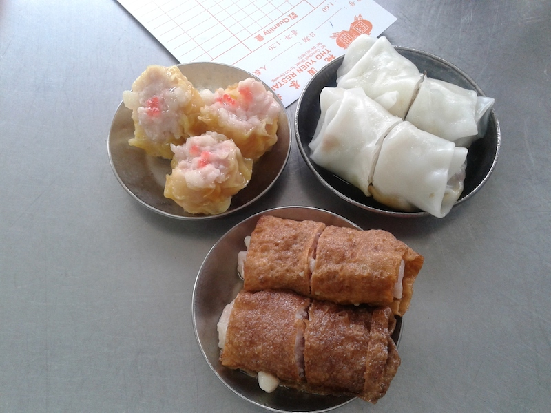 Suimai at Tho Yuen