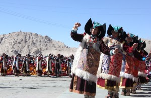 1 Picture of Winter Hemis Festival in Ladakh