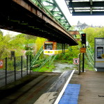 Ride the Schwebebahn in Wuppertal, Germany