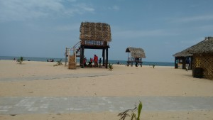 Paradise Beach, Puducherry. Picture by Swagata Basu