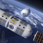 Luxury hotel to open in space
