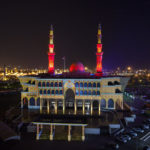 Sharjah attracts visitors with its gorgeous mosques