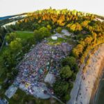 Enjoy free outdoor movies at Stanley Park, Vancouver