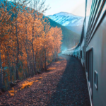 Eat, drink & enjoy great views on Amtrak Winter Park Express