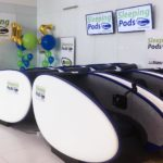 Perth Airport introduces sleeping pods for passengers