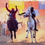 If you love horses, you must visit Chetak Festival