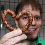 Germany's sausage-themed B&B: Celebration of favourite food