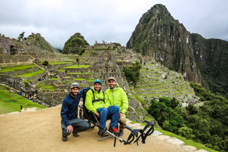 Machu Picchu wheelchair access