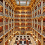 Try book tourism in Baltimore, US