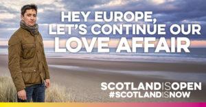 Scotland is Now