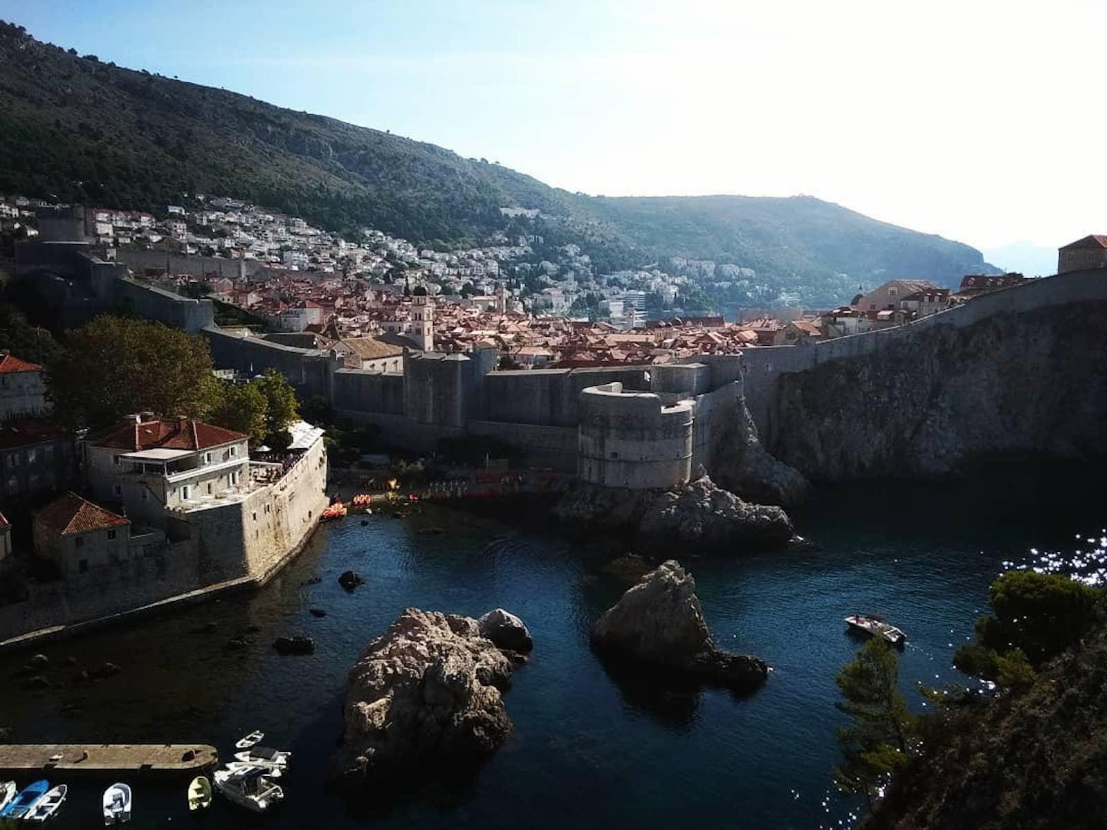 Kings Landing Game of Thrones Dubrovnik Croatia