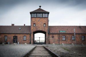 Auschwitz extermination camp